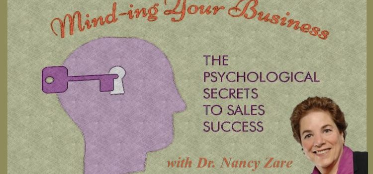 'Mind-ing your Business' plumbs psyche for sales